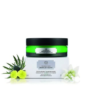 Mặt Nạ Ngủ The Body Shop Drops Of Youth™ Youth Bouncy Sleeping Mask