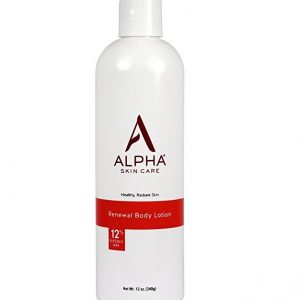 Alpha skincare Renewal Body Lotion 12% Glycolic AHA
