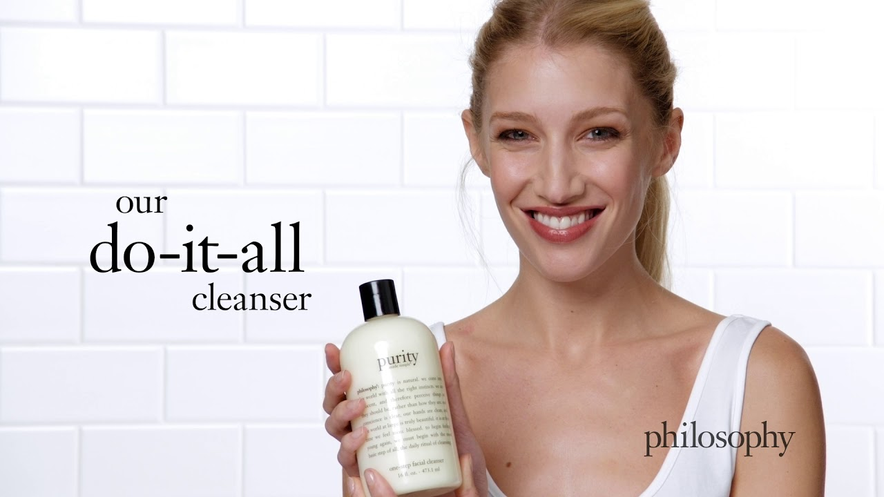 Philosophy One-step facial cleanser 240ml