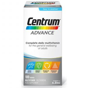 Centrum Advance 100 tablets
